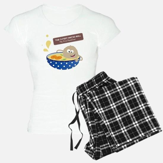 The cutest matzo ball-my fi Pajamas