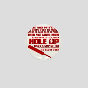 HoleUp Mini Button