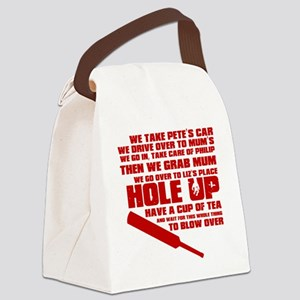 HoleUp Canvas Lunch Bag