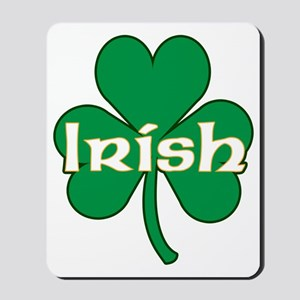 IRISH-SHAMROCK-LARGE-VECTOR Mousepad