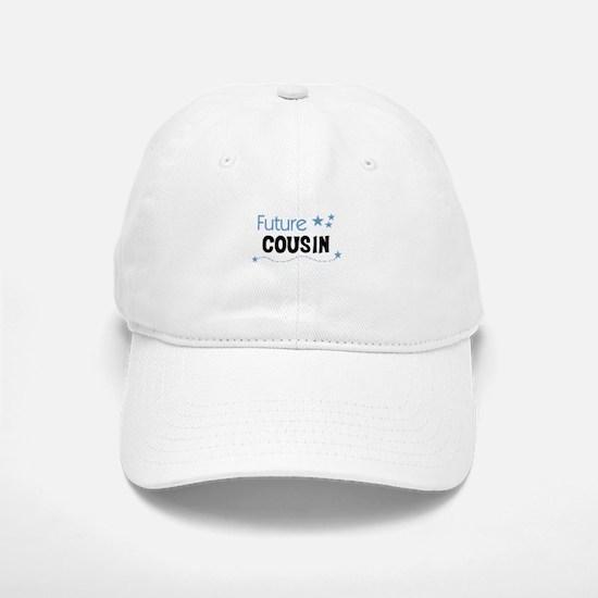 Future Cousin (blue) Baseball Baseball Cap