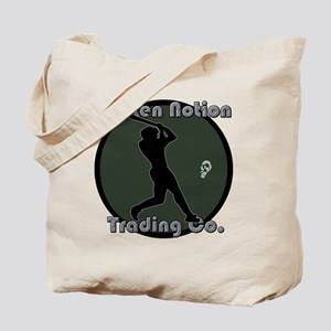 bnbaseballgreen Tote Bag