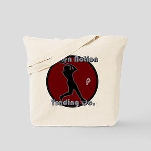 bnbaseballred Tote Bag