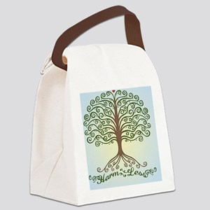 harm-less-tree-BUT Canvas Lunch Bag