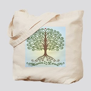 harm-less-tree-BUT Tote Bag