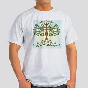 harm-less-tree-BUT Light T-Shirt