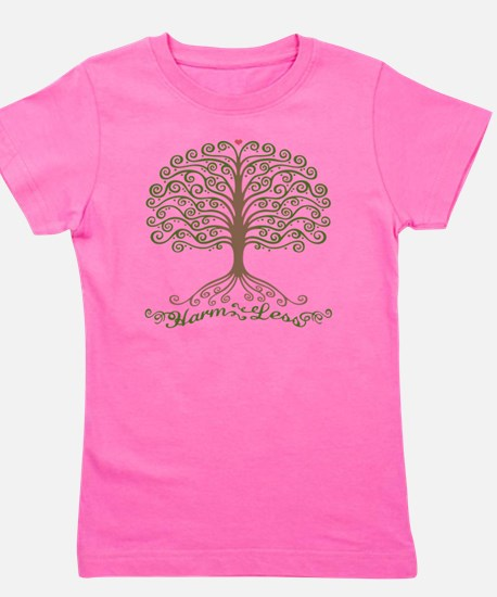 harm-less-tree-T Girl's Tee
