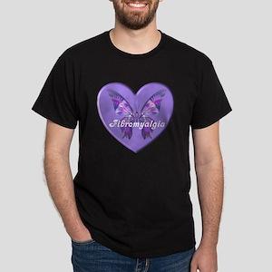 FIBRO BUTTERFLY HEART T-Shirt