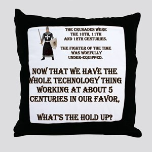 WOEFULL Throw Pillow