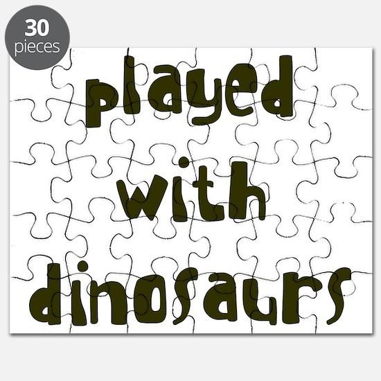 playedwithdinosaurs_new Puzzle