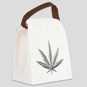 Steel (Final) Canvas Lunch Bag