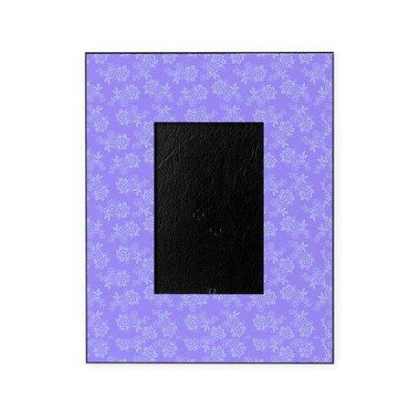 iPADvioletlace Picture Frame