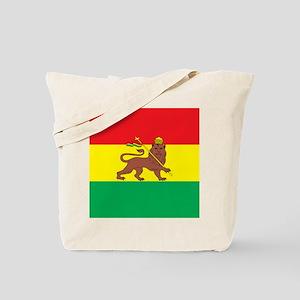 ethiopia1897_fl_lion1 Tote Bag