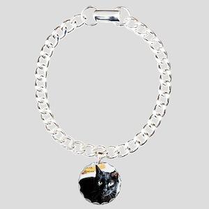 mikey_square_adopt Charm Bracelet, One Charm