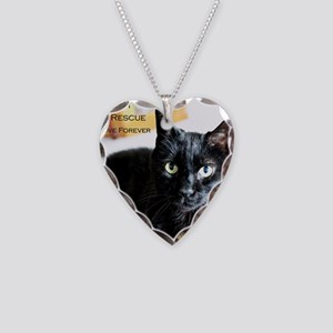 mikey_square_adopt Necklace Heart Charm