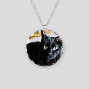 mikey_square_adopt Necklace Circle Charm