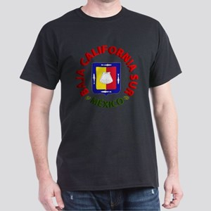 Baja California Sur Dark T-Shirt