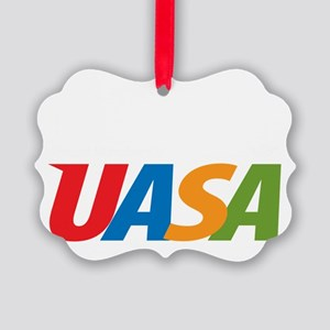 UASA Member Picture Ornament