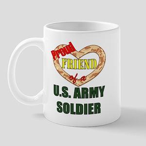 Proud Army Friend Mug
