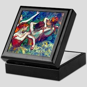 FF Degas 4Dancers Keepsake Box