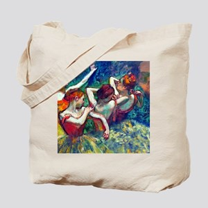 FF Degas 4Dancers Tote Bag