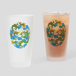 tai45dark Drinking Glass