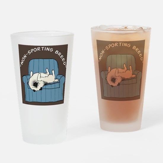 nonsportingnook Drinking Glass
