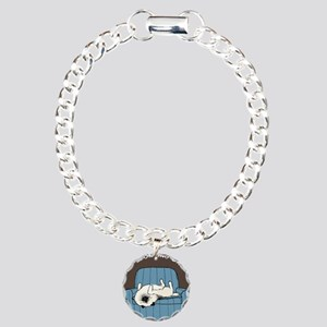 nonsportingnook Charm Bracelet, One Charm