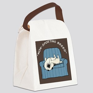 nonsportingskin Canvas Lunch Bag
