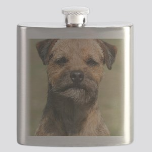 Border Terrier 9Y325D-038 Flask