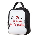 falalalalalalatkes Neoprene Lunch Bag