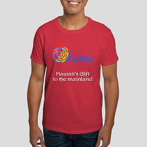 Mahalo Hawaii! Dark T-Shirt