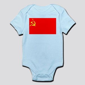 Russian Flag mine Body Suit