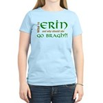 Confused About Erin Go Bragh Women's Light T-Shirt