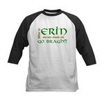 Confused About Erin Go Bragh Kids Baseball Jersey