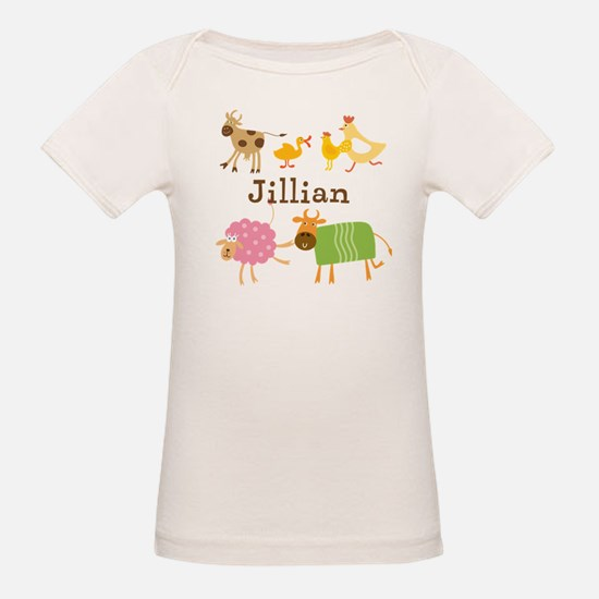 Personalized Farm Animals Tee