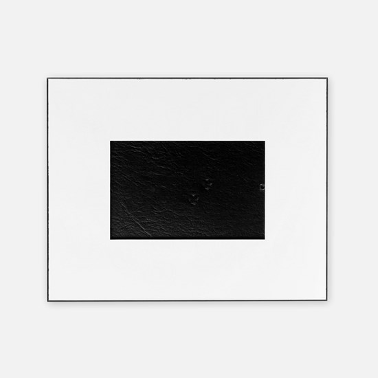 wb-dogdad_black Picture Frame