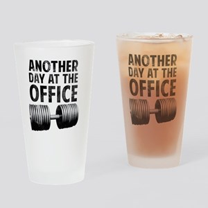 another-day-in-the-office Drinking Glass