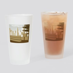 Structural_Engineering_Construction Drinking Glass