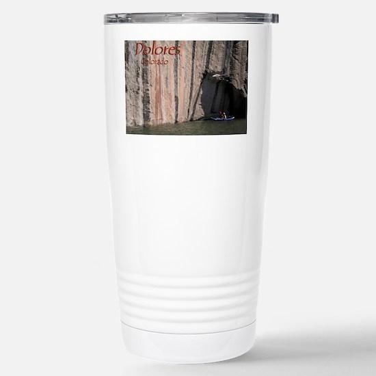 lake12x Stainless Steel Travel Mug