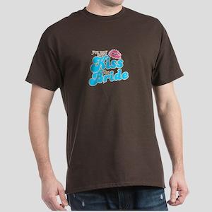 Kiss the Bride Dark T-Shirt