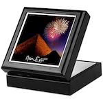 Fireworks Pyramid Classic Inlaid Tile-top Box