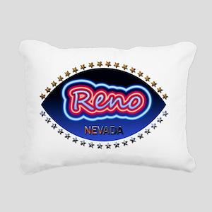 Reno200 Rectangular Canvas Pillow