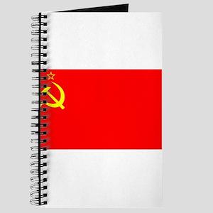 Russian Flag mine Journal