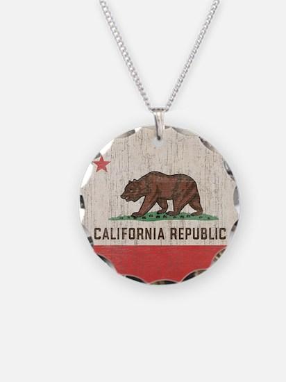 VintageCaliforniaRe1SC Necklace
