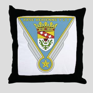BA 121 Throw Pillow