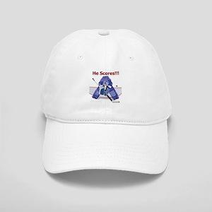 He Scores! Cap