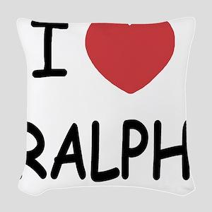 RALPH Woven Throw Pillow