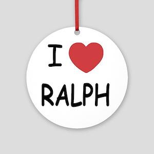 RALPH Round Ornament