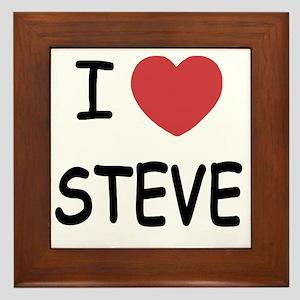 STEVE Framed Tile